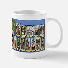 North Carolina NC Mug