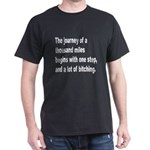Beginning a Journey (Front) Dark T-Shirt