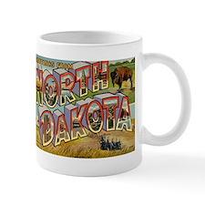 North Dakota ND Mug