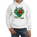 MacQuarrie Family Crest Hooded Sweatshirt