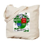 MacQuarrie Family Crest Tote Bag
