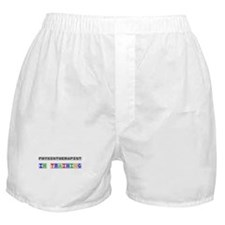 Physiotherapist In Training Boxer Shorts