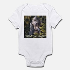 Gorilla Infant Bodysuit