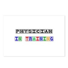 Physician In Training Postcards (Package of 8)