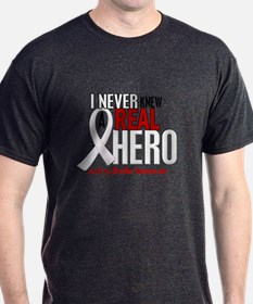 Never Knew A Hero 2 PEARL (Brother) T-Shirt