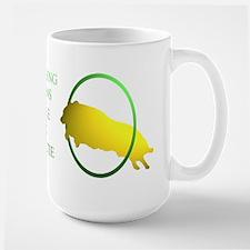 Running Sheltie Mug