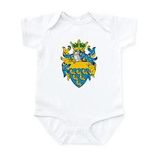 West Sussex Coat of Arms Infant Bodysuit