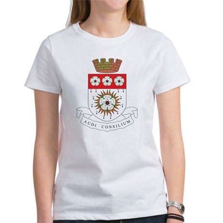 West Riding Coat of Arms Women's T-Shirt