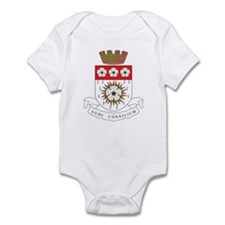 West Riding Coat of Arms Infant Bodysuit