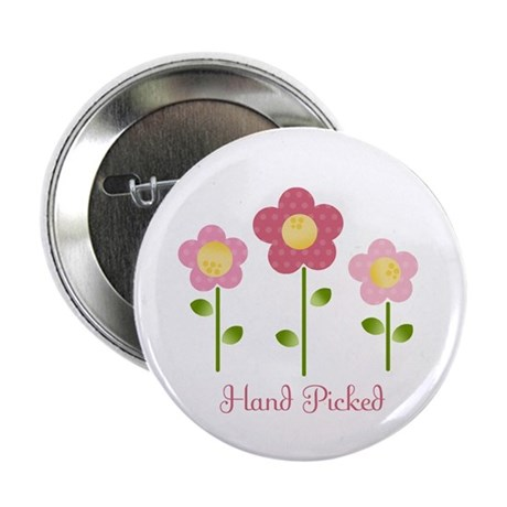 "Hand Picked 2.25"" Button"