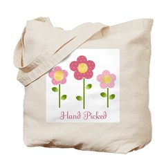 Hand Picked Tote Bag