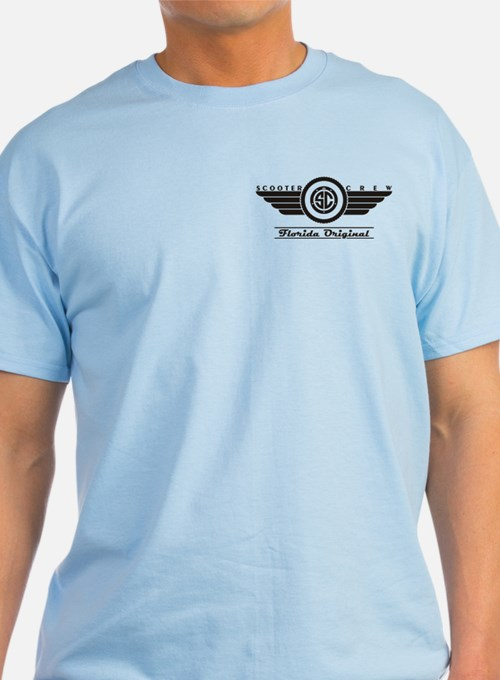 ScooterCrew T-Shirt with logo