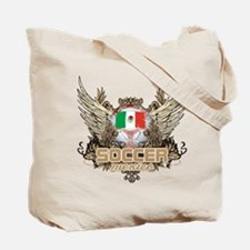 Soccer Mexico Tote Bag