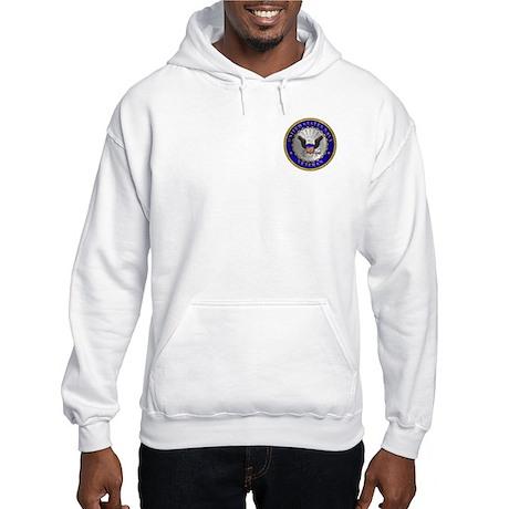 US Navy Veteran Hooded Sweatshirt
