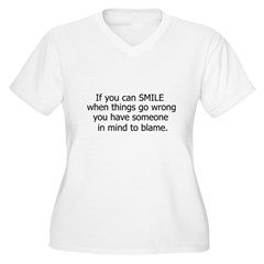if you can smile.. T-Shirt
