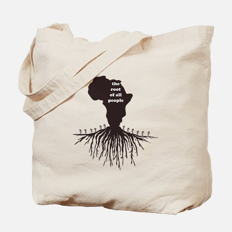 African Roots Tote Bag