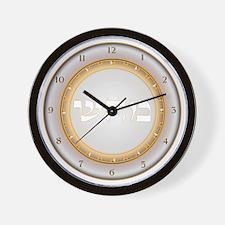 HEALING ENERGY SOFT Wall Clock