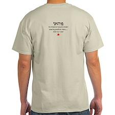 MEN HEALING ENERGY ROUND T-Shirt