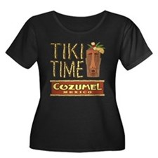 Cozumel Tiki Time - T