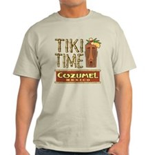 Cozumel Tiki Time - T-Shirt