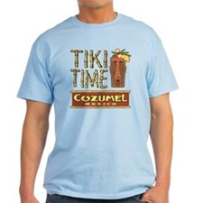 Cozumel Tiki Time - T-Shirt
