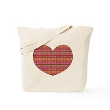African Love Tote Bag