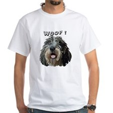 PBGV WOOF Shirt