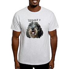 PBGV WOOF T-Shirt