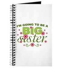 Big Sister To Be Journal