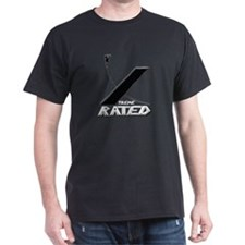 Xtreme Rated-Skateboarding T-Shirt