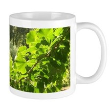 Into the Wilds Ginkgo Leaves Mug