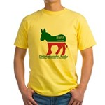 DHIMMIcratic Party Yellow T-Shirt