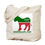 DHIMMIcratic Party Tote Bag
