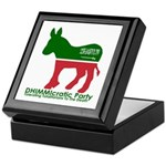 DHIMMIcratic Party Keepsake Box