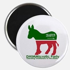 DHIMMIcratic Party Magnet