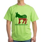 DHIMMIcratic Party Green T-Shirt