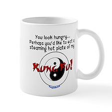 Kung Fu Plate Mug