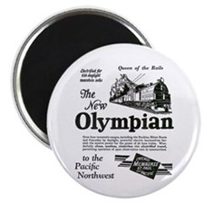 The Olympian 1929 Magnet
