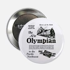 "The Olympian 1929 2.25"" Button"