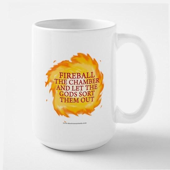 Fireball Large Mug