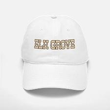 elk grove (western) Baseball Baseball Cap