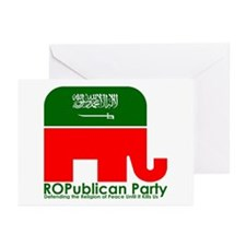 ROPublican Party Greeting Cards (Pk of 10)
