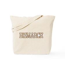 bismarck (western) Tote Bag