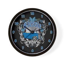 Classic Heraldry Wall Clock