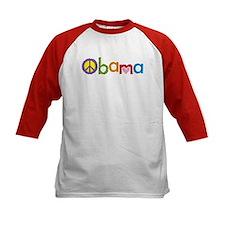 Peace, Love, Obama Tee