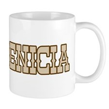 benicia (western) Mug