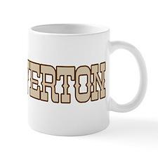 beaverton (western) Mug