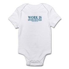 Work Over-Rated Infant Bodysuit