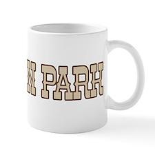 baldwin park (western) Mug