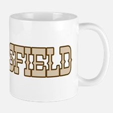 bakersfield (western) Mug